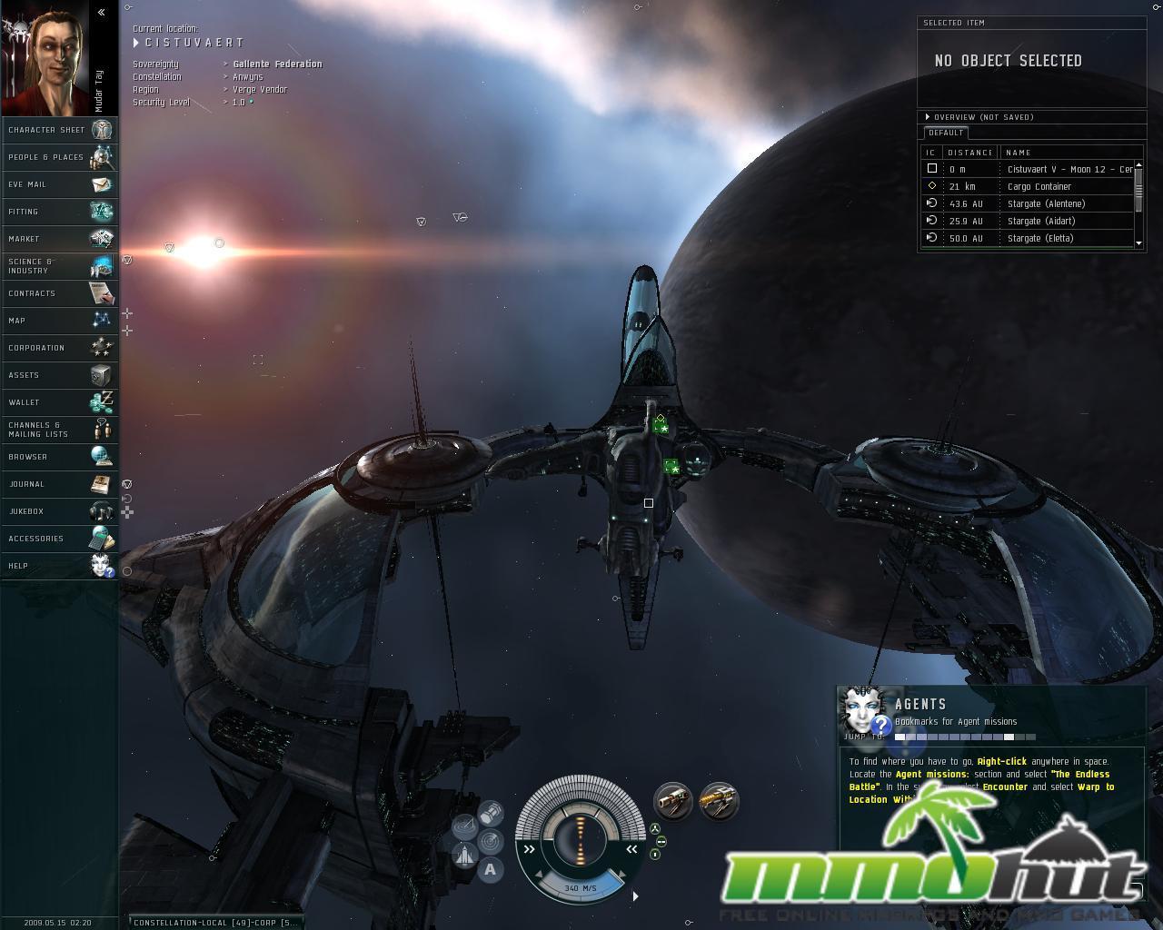 EVE Online Large Base Screenshot
