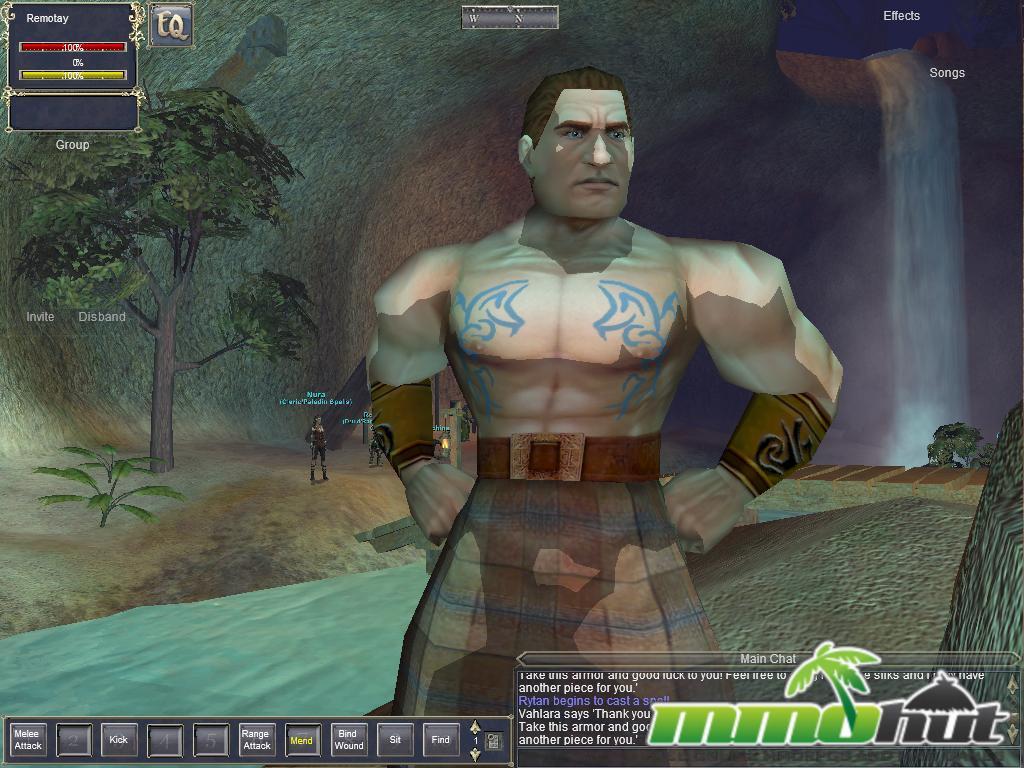 EverQuest Barbarian Screenshot