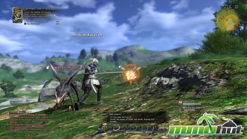 Final Fantasy 14 – Gorgeous Graphics
