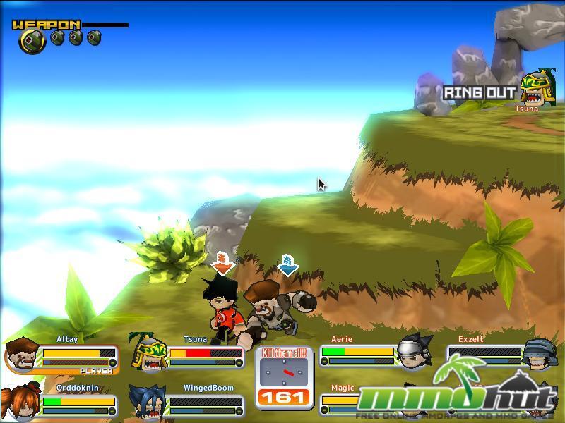 GetAmped 2 Action Screenshot
