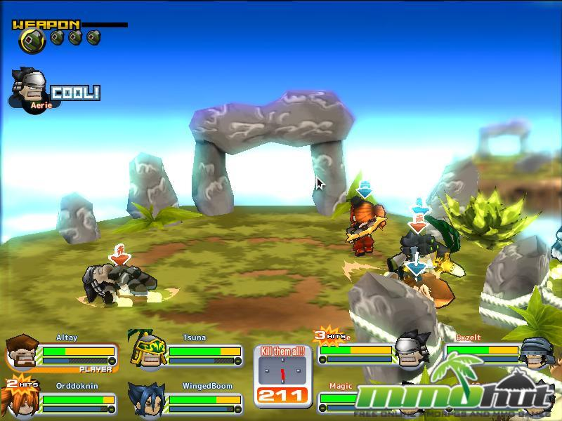 GetAmped 2 Knocked Down Screenshot