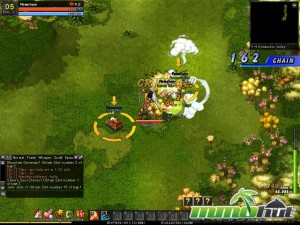 Lunia Defeat Enemies Screenshot