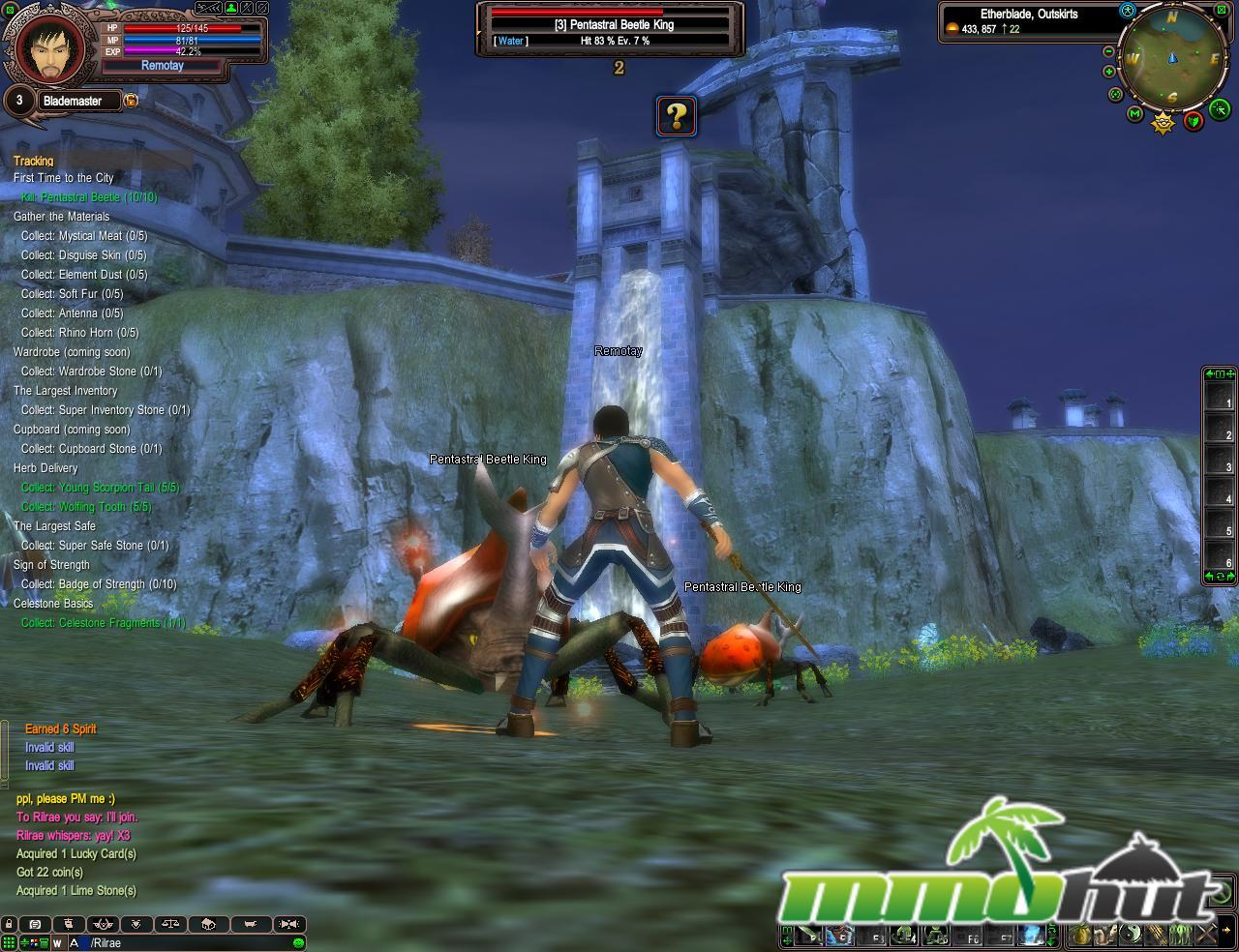 Top 10 Best 3D MMORPGs / MMOs Perfect World