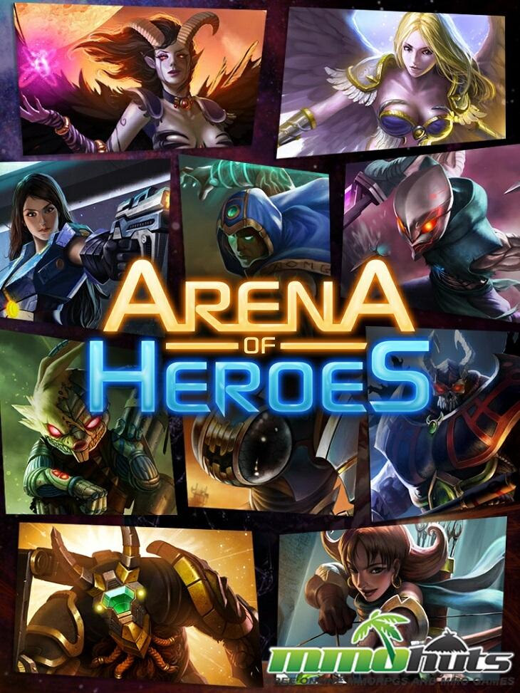 PWE Arena of Heroes