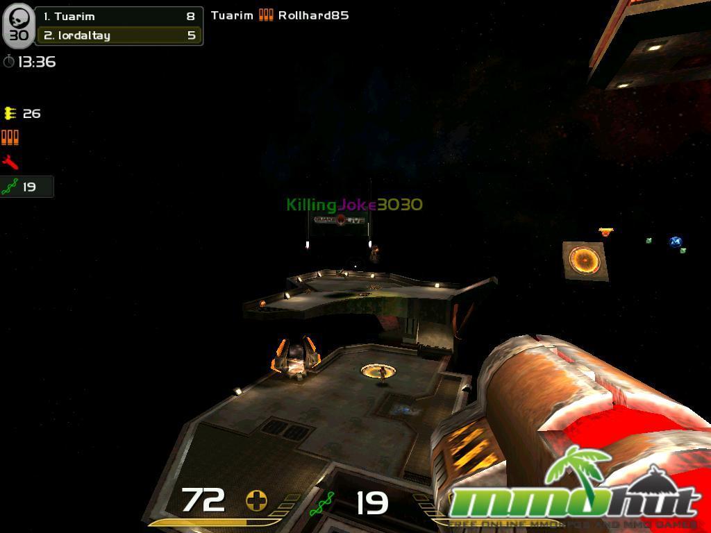 Quake Live Air Screenshot