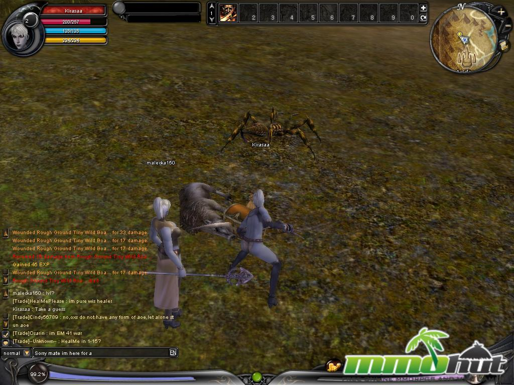 Top 5 PvP MMORPGs