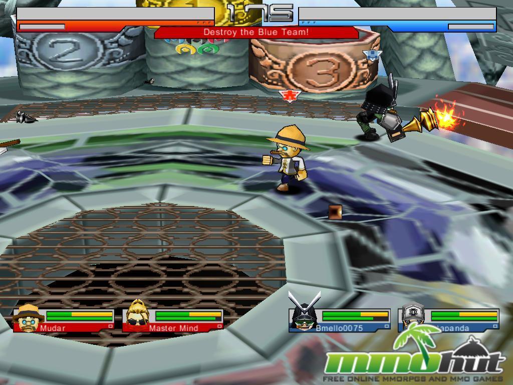 Splash Fighters Dog Fight Screenshot