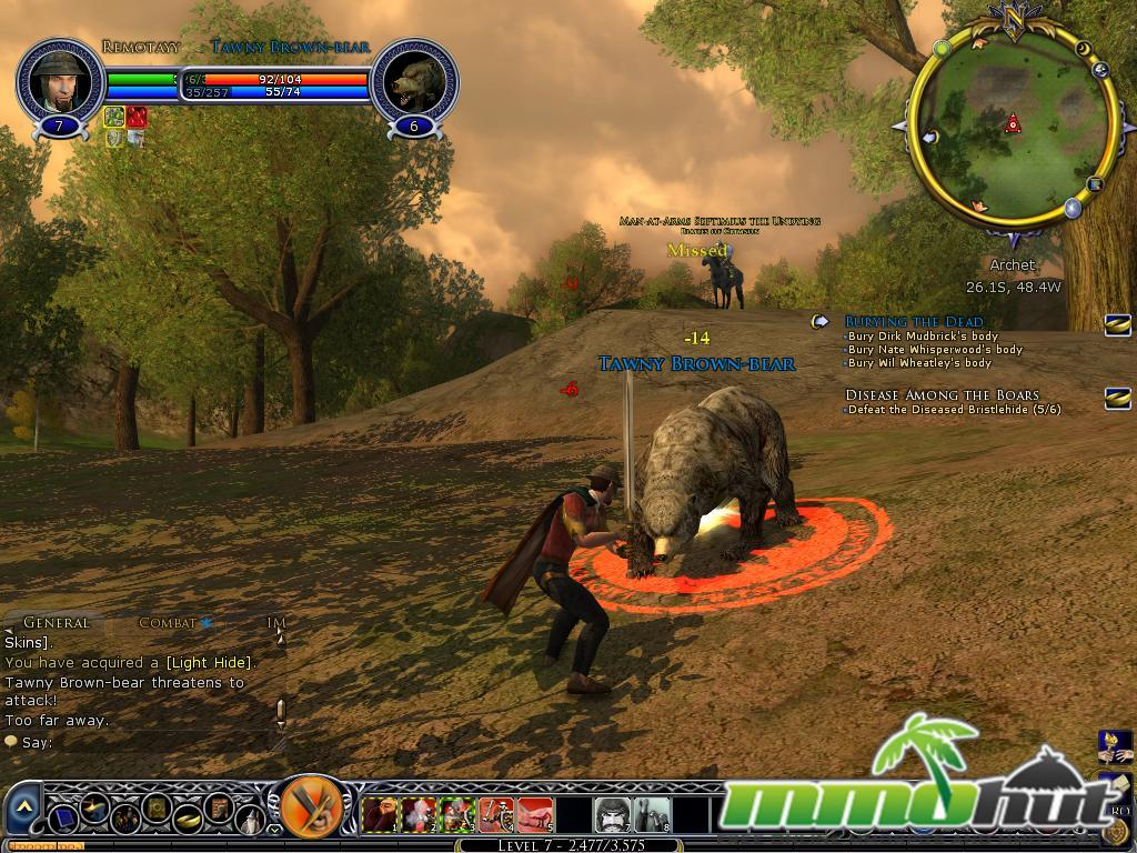 Lord Of The Rings Mmo Game