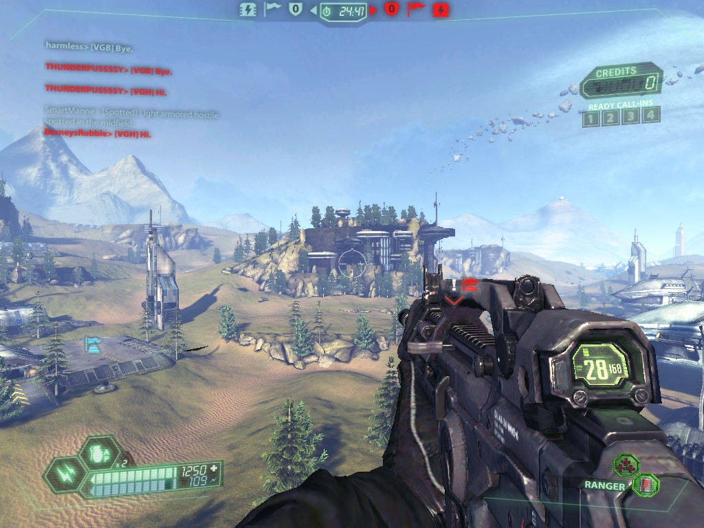 Tribes Ascend Beta Preview
