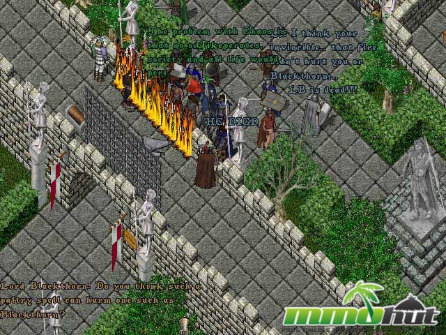 Oldest MMOs Top 10