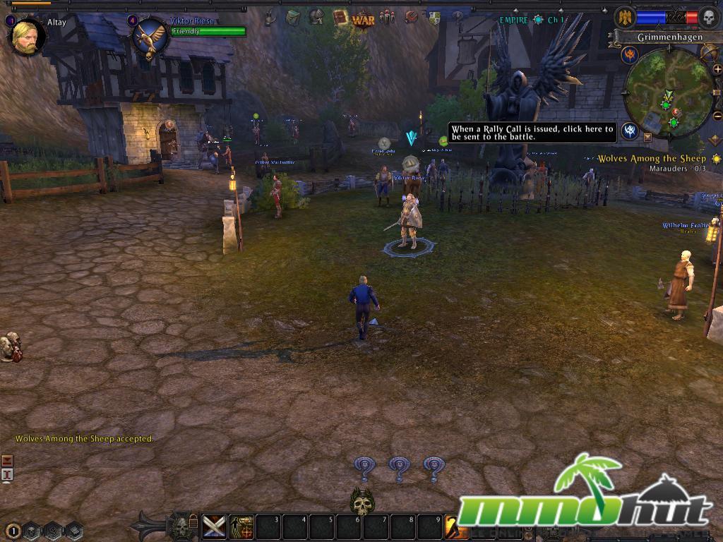 Warhammer Online Age of Reckoning Screenshot