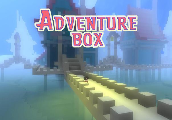 Adventure Box Game Profile Banner