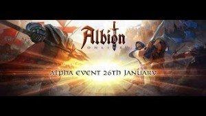 Albion Online Winter Alpha Gameplay Trailer Thumbnail
