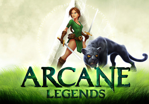 Arcane Legends Game Profile Banner