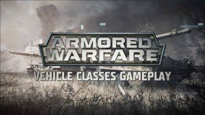 Armored Warfare Classes Overview