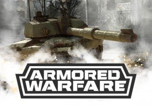 Armored Warfare Game Profile Banner