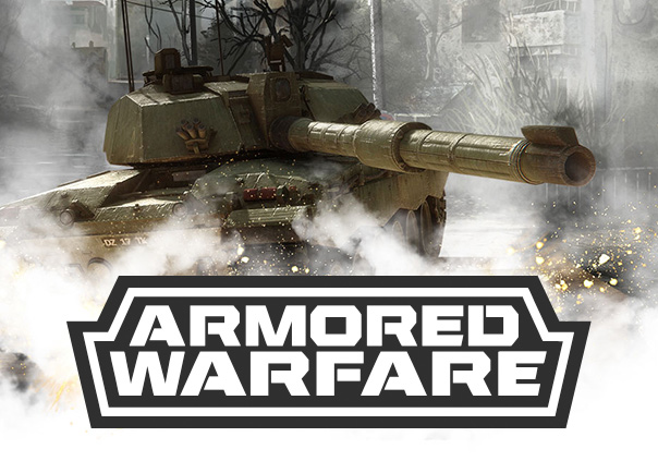 Armored Warfare Game Profile Banner