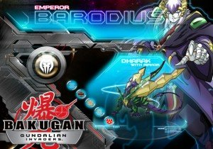 Bakugan Dimensions Game Banner