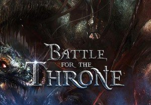 Battle For The Throne Game Banner