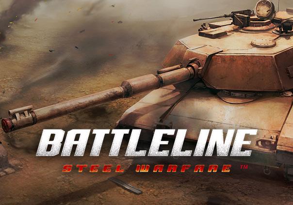 Battleline Steel Warfare Game Profile Banner