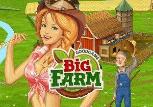 Big Farm Game Banner