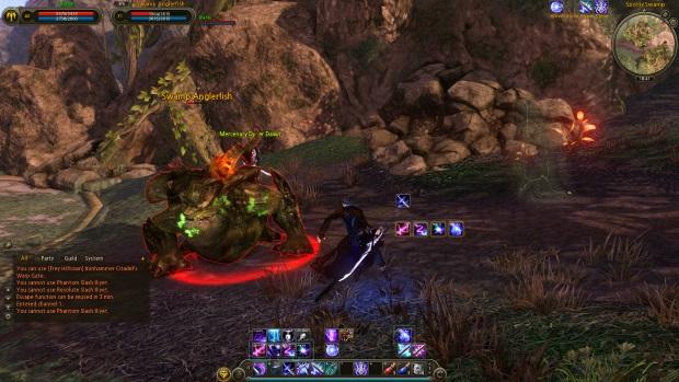 Cabal II PAX South Preview Screenshot