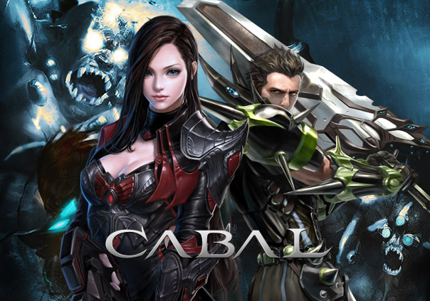 Cabal Online Game banner