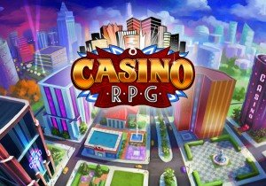 CasinoRPG Game Profile Banner