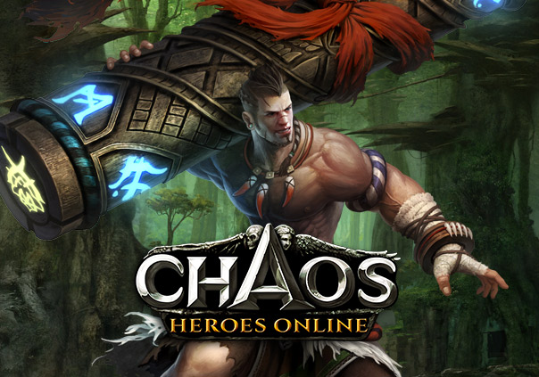 Chaos Heroes Online Game Profile Banner