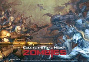Counter Strike Nexon: Zombies Profile Banner