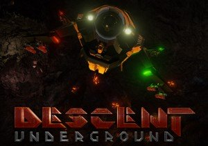 Descent: Underground Game Profile Banner