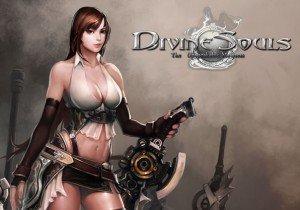 Divine Souls Game Banner