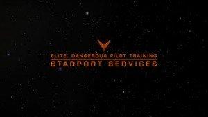 Elite: Dangerous Pilot Training - Starport Services Video Thumbnail