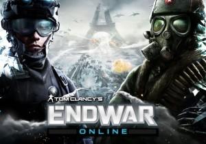 Endwar Online Game Banner