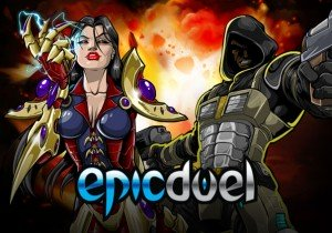 EpicDuel Game Profile Banner