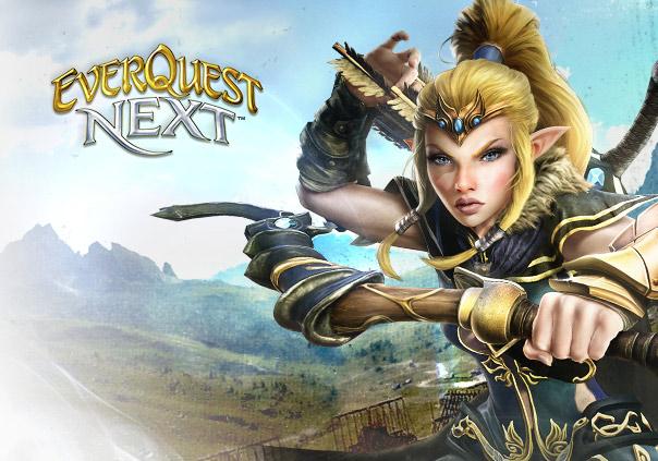 Everquest Next Game Banner