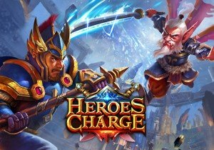 Heroes Charge Game Profile Image