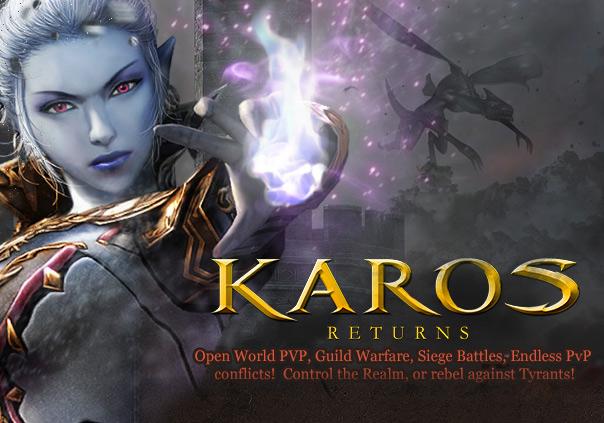 Karos Returns Game Thumbnail