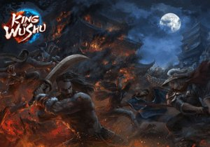King of Wushu Game Profile Banner