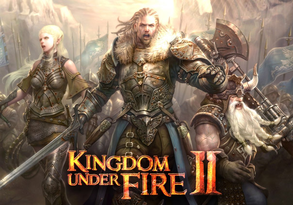 Kingdom Under Fire II Game Banner