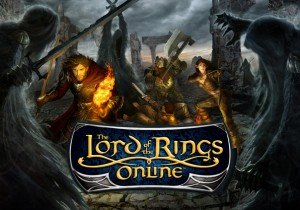 The Lord of the Rings Online Game Banner