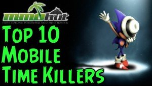 MMOHut's Top Ten Mobile Time Killers Video Thumbnail