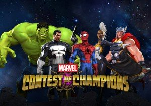 Marvel Contest of Champions Profile Banner