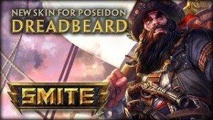 New Poseidon Skin: Dreadbeard Video Thumbnail