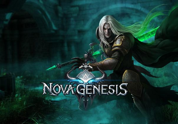 Nova Genesis Game Banner