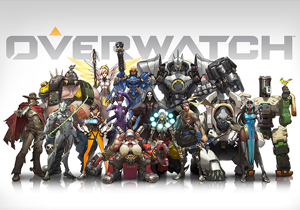 Overwatch Game Banner