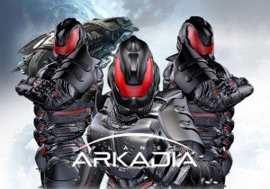 Planet Arkadia Game banner