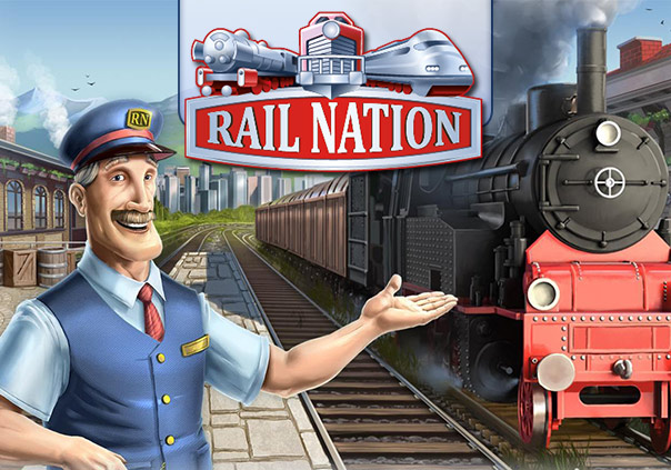 Rail Nation Profile Banner