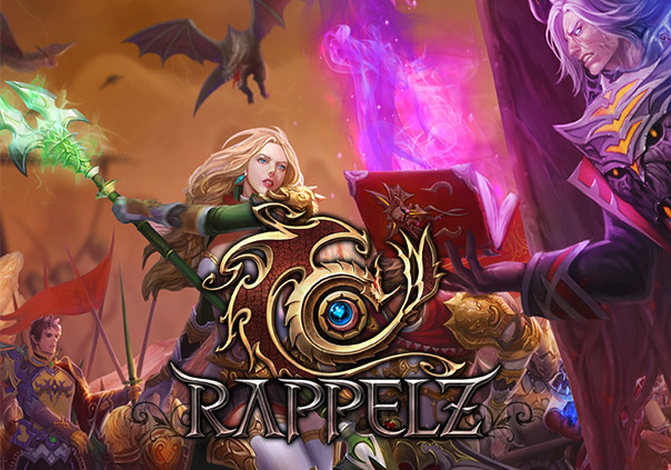 Rappelz Game Banner