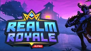Realm Royale Stream Widget